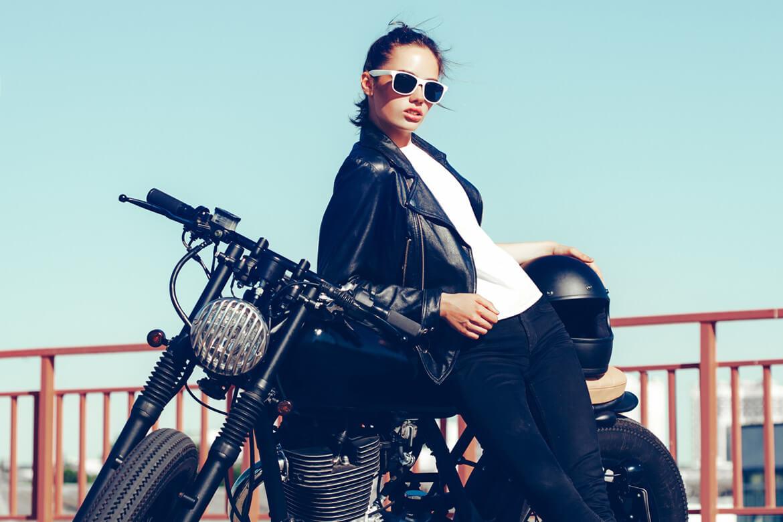 , Bike Girl, Super Investors